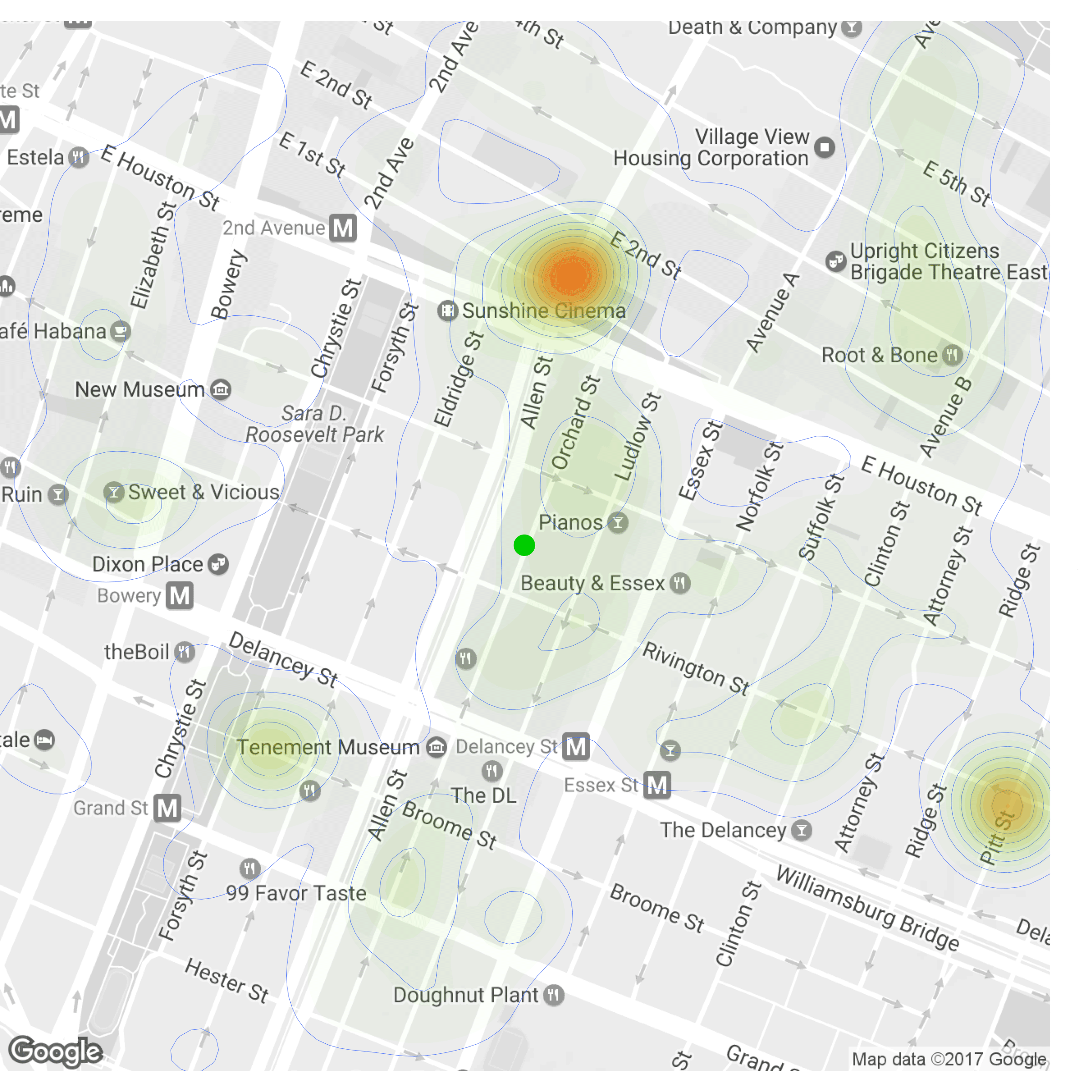 The Noisiest Block in the Neighborhood: Analyzing NYC Data